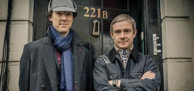 """""""Sherlock"""" Staffel 4: Drehstart ist erst für das Frühjahr 2016 geplant"""