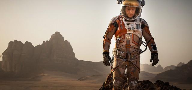 Box-Office USA – Der Marsianer Top, Pan und The Walk Flops