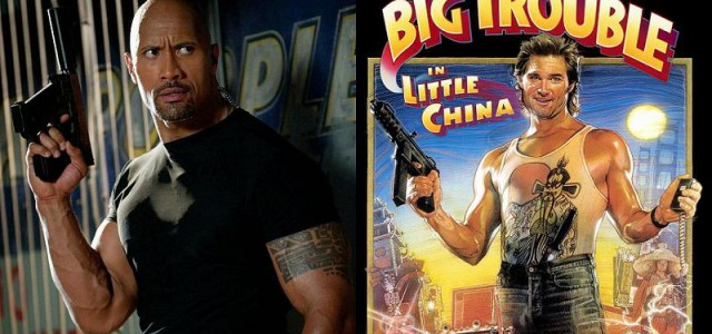 """Dwayne """"The Rock"""" Johnson im Big Trouble in Little China-Remake!"""