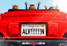 Alvin und die Chipmunks Road Chip Trailer
