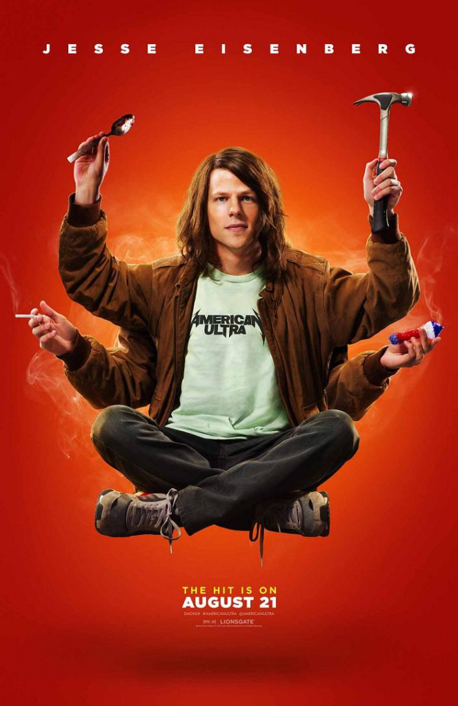 American Ultra Poster 3