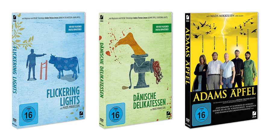 Men and Chicken Gewinnspiel DVDs