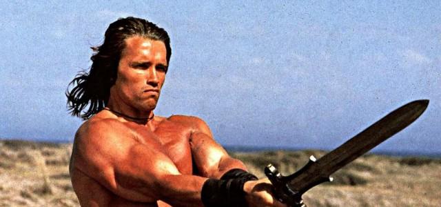 Arnold Schwarzenegger gibt ein Update zu The Legend of Conan