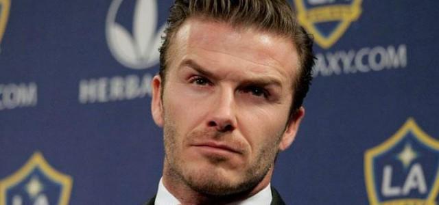 David Beckham ergattert eine Gastrolle in Guy Ritchies King Arthur
