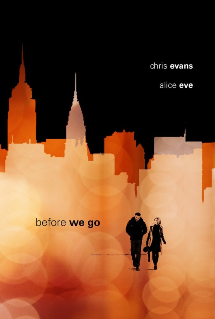 Before We Go Trailer & Poster
