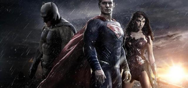 Box-Office USA: Batman v Superman bricht ein, Zoomania bleibt stark