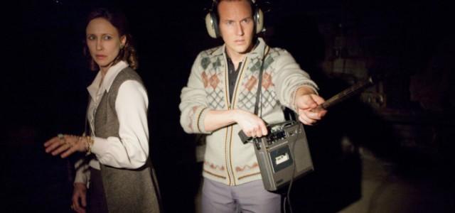 Drehstart und erstes Setfoto der Hauptdarsteller von Conjuring 2