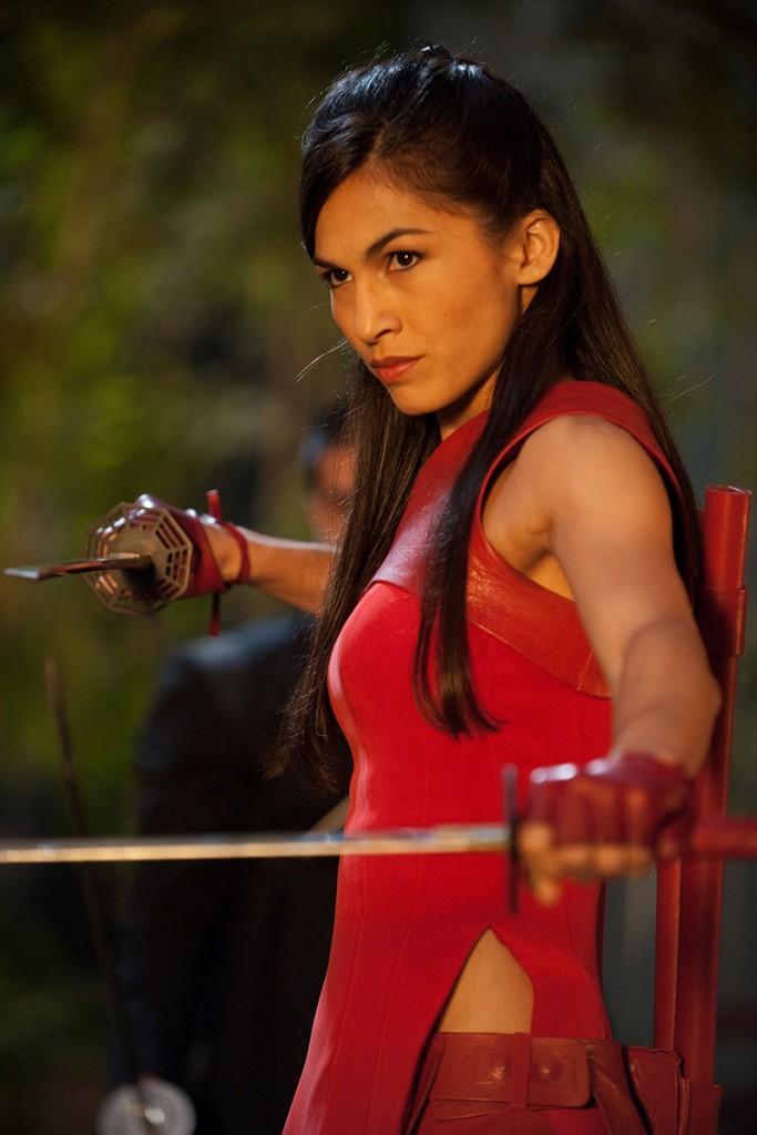 Elodie Yung Daredevil Elektra