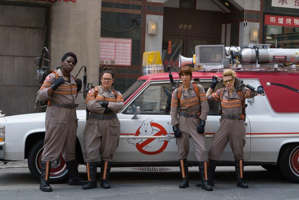 Ghostbusters Cast Foto 1