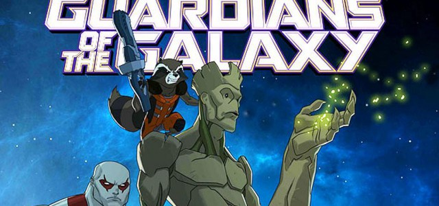 "Erste Promo zur ""Marvel's Guardians of the Galaxy""-Animationsserie"