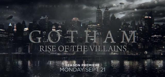 """Die Schurken kommen! Erste TV-Spots zur 2. Season von """"Gotham"""" sind da"""