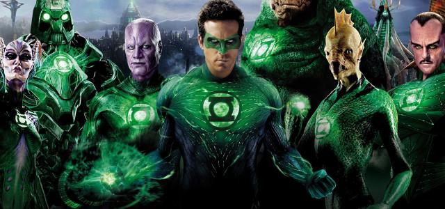 Das Green-Lantern-Reboot heißt Green Lantern Corps und kommt 2020!