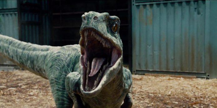 Jurassic Park 5 Start