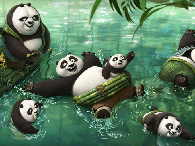 Kung Fu Panda 3 Teaser 2