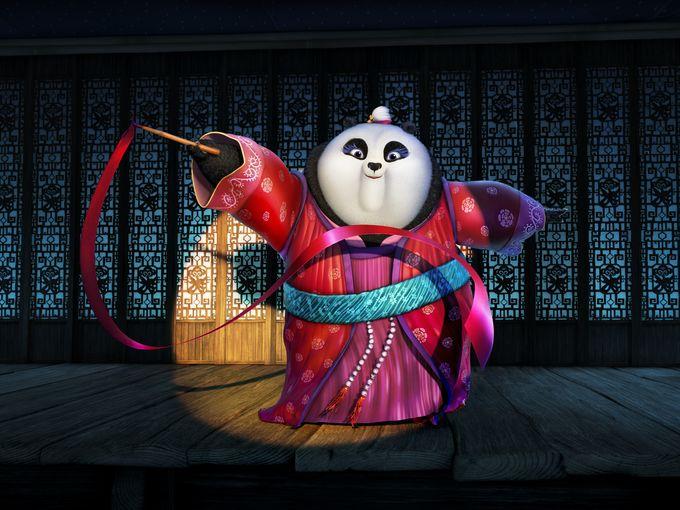 Kung Fu Panda 3 Teaser 3