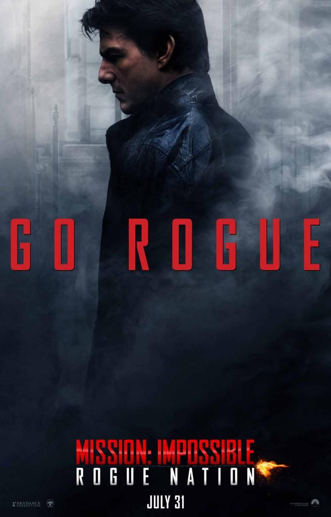 Mission Impossible Rogue Nation Vorschau Poster 6