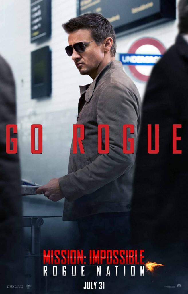 Mission Impossible Rogue Nation Vorschau Poster 7