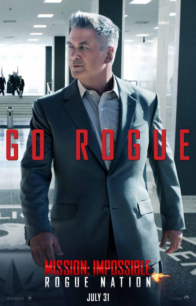 Mission Impossible Rogue Nation Vorschau Poster 5