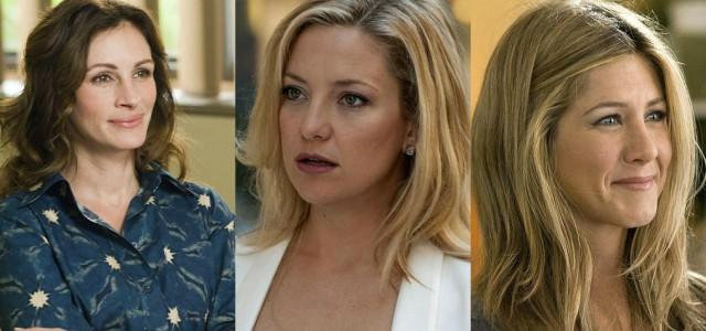 Julia Roberts, Kate Hudson & Jennifer Aniston feiern den Mother's Day