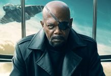 Captan America Civil War Nick Fury