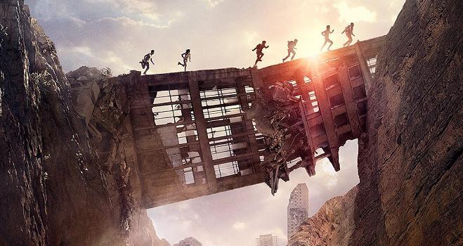 Maze Runner 2 Trailer Plakate