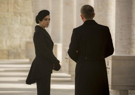 Spectre Bond Girls Bellucci