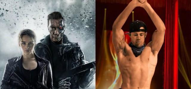 Box-Office USA: Terminator floppt am Starttag, Magic Mike XXL ist vorne