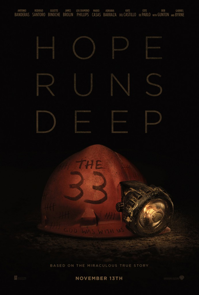 The 33 Trailer & Poster