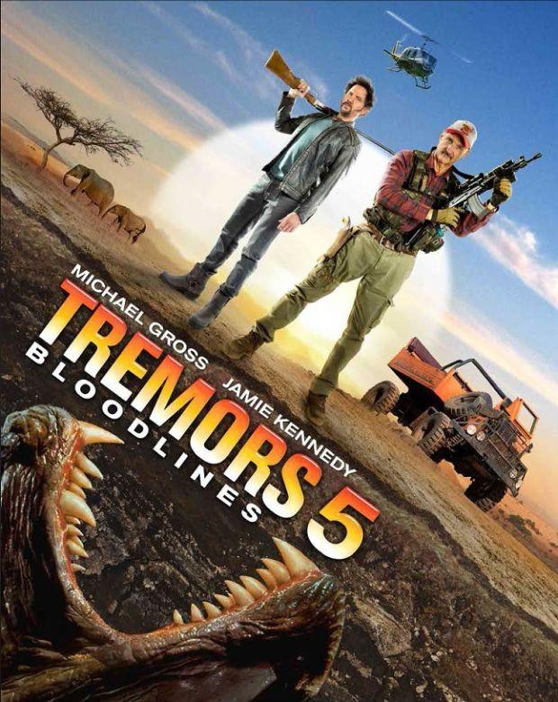 Tremors 5 Trailer 1