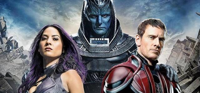 X-Men: Apocalypse – Erste offizielle Fotos zeigen alten und neuen Cast