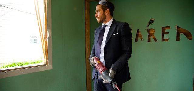 Erstes Bild von Jake Gyllenhaal in seinem neuen Drama Demolition