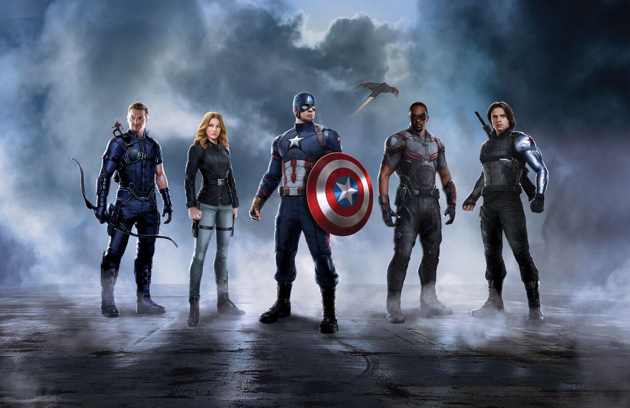 Captain America 3 Konzeptbild 1