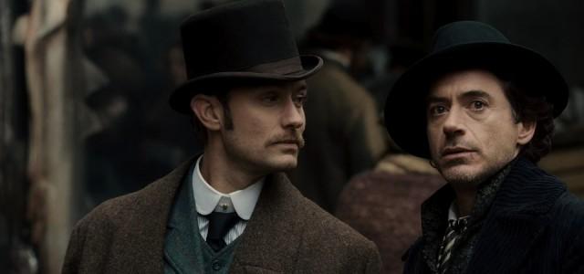 Sherlock Holmes 3 ist tatsächlich noch geplant