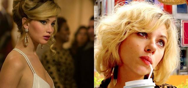 Jennifer Lawrence & Scarlett Johansson sind die bestbezahlten Schauspielerinnen 2015