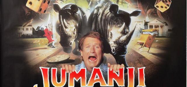 Jumanji kehrt Weihnachten 2016 zurück!