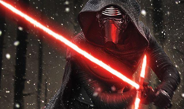 Star Wars Episode VII Bider