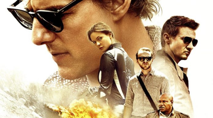 Mission Impossible Rogue Nation (2015) Filmkritik