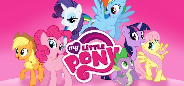 My Little Pony kommt auch ins Kino!