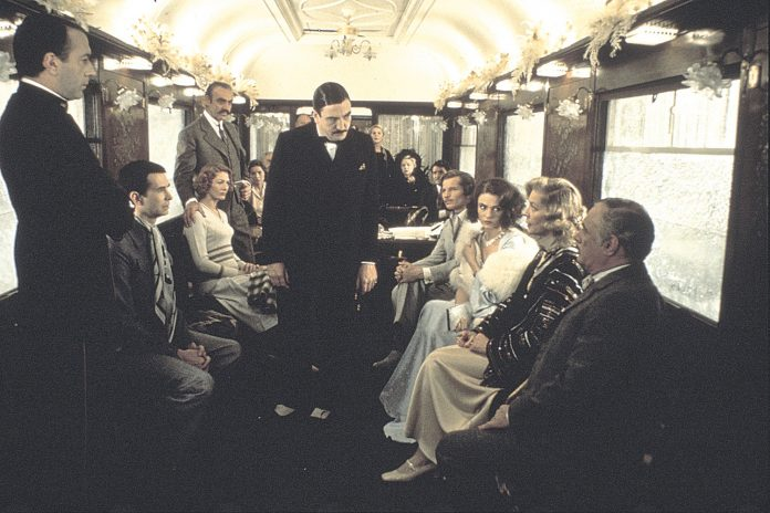 Mord im Orient Express Film