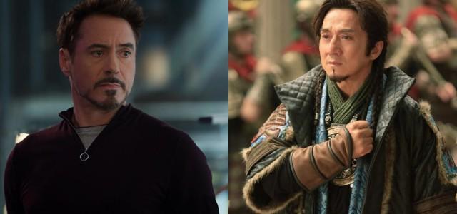 Robert Downey Jr. und Jackie Chan sind die bestbezahlten Schauspieler 2015
