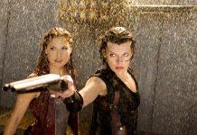 Resident Evil 6 Start