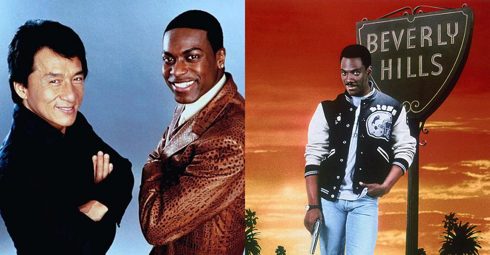 Rush Hour 4 Beverly Hills Cop 4