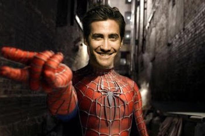 Jake Gyllenhaal Spidey