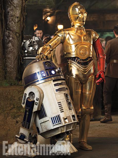 Star Wars Episode VII Bilder 11
