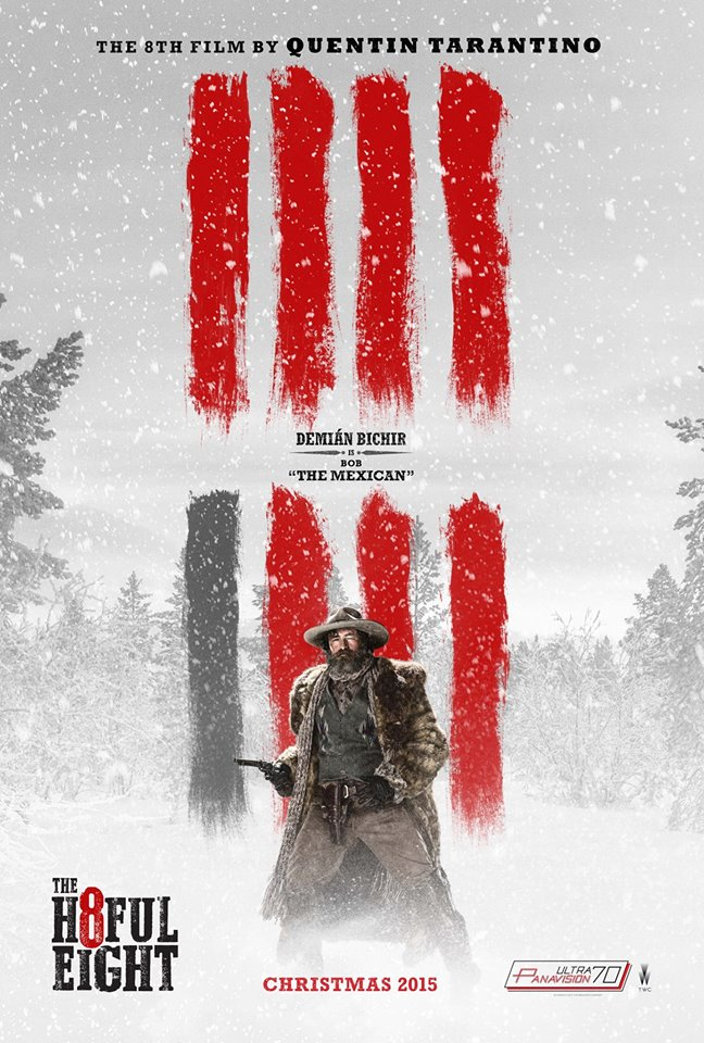 The Hateful Eight Trailer & Poster