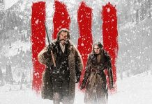 The Hateful Eight Plakat