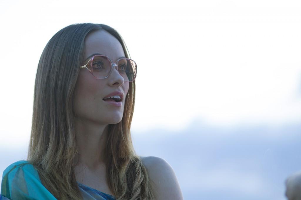 Vinyl Teaser Olivia Wilde