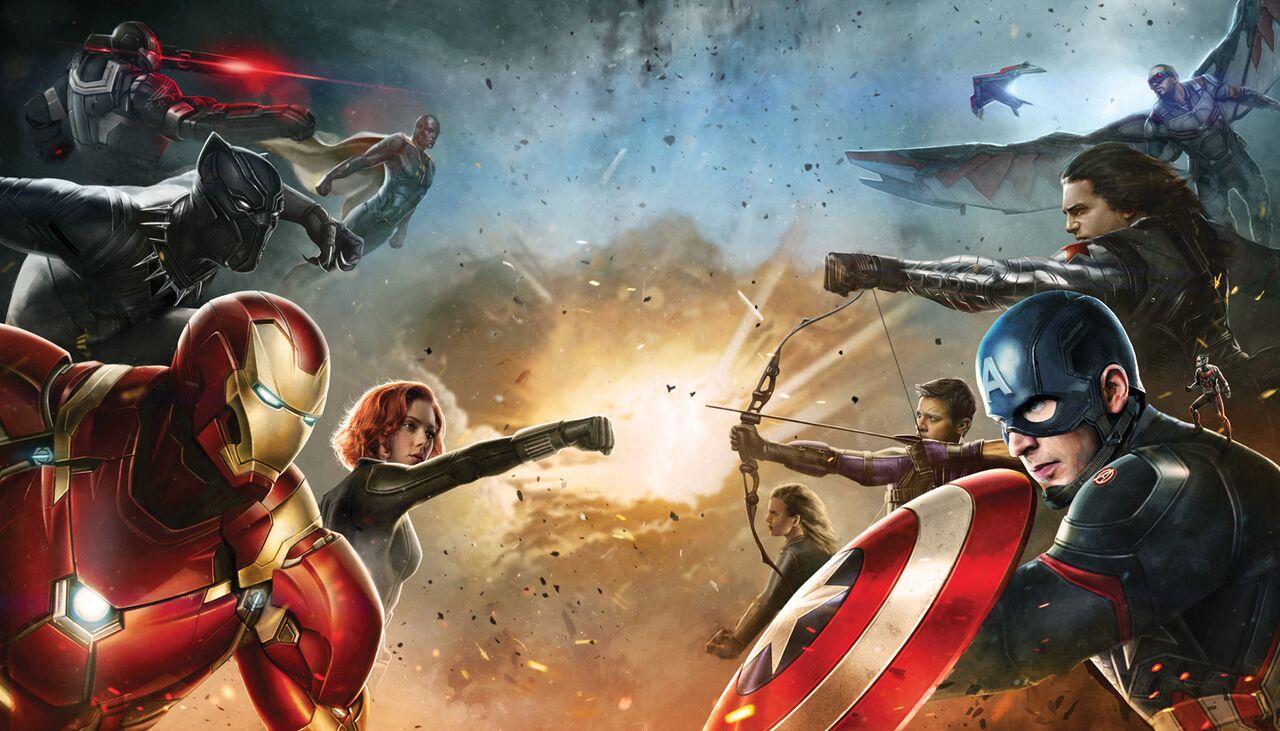 Captain America 3 Konzeptbild 3