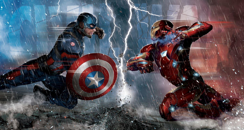 Captain America 3 Konzeptbild 4