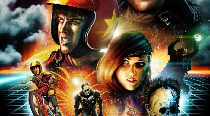Turbo Kid (2015) Filmkritik